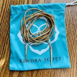 2 pack of EUC Kendra Scott Pierce choker necklace